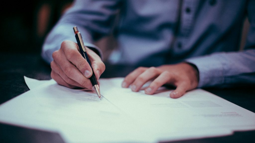 Exkluzívna zmluva s realitnou kanceláriou